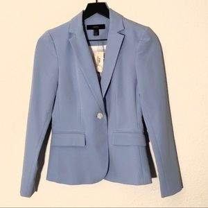 NWT Forever 21 blue single breasted blazer